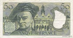 50 Francs QUENTIN DE LA TOUR FRANCE  1979 F.67.04 TTB+