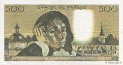 500 Francs PASCAL FRANCE  1979 F.71.20 SUP