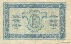 50 Centimes TRÉSORERIE AUX ARMÉES FRANCE  1917 VF.01.14 SUP