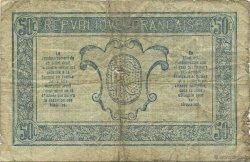50 Centimes TRÉSORERIE AUX ARMÉES FRANCE  1919 VF.02.04 TB