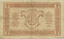 1 Franc TRÉSORERIE AUX ARMÉES FRANCE  1919 VF.04.02 TTB