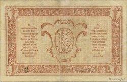 1 Franc TRÉSORERIE AUX ARMÉES FRANCE  1919 VF.04.08 TTB+