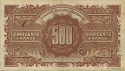500 Francs FRANCE  1945 VF.11.02 TTB