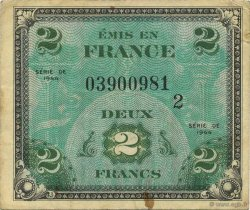 2 Francs FRANCE  1944 VF.16.02 TTB