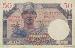 50 Francs FRANCE  1947 VF.31.01 pr.SUP