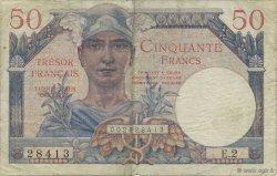 50 Francs FRANCE  1947 VF.31.01 TB+