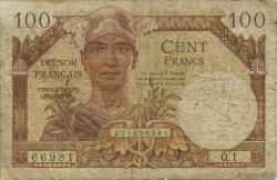 100 Francs FRANCE  1947 VF.32.01 B