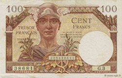 100 Francs FRANCE  1947 VF.32.01 SUP