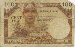 100 Francs FRANCE  1955 VF.34.01 B