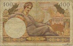 100 Francs FRANCE  1955 VF.34.01 TB