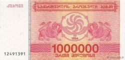 1000000 Laris GEORGIE  1994 P.52 NEUF