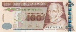 100 Quetzales GUATEMALA  2006 P.114 NEUF
