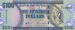 100 Dollars GUYANA  2005 P.36a NEUF