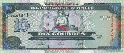 10 Gourdes HAÏTI  2000 P.265a NEUF