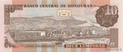 10 Lempiras HONDURAS  2001 P.086 NEUF