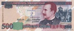 500 Lempiras HONDURAS  2004 P.078f NEUF