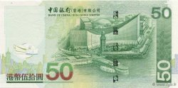 50 Dollars HONG KONG  2007 P.336var NEUF