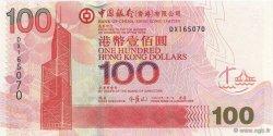 100 Dollars HONG KONG  2006 P.337 pr.NEUF