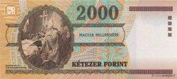 2000 Forint HONGRIE  2000 P.186a NEUF