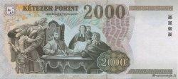 2000 Forint HONGRIE  2005 P.190d NEUF