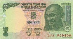 5 Rupees INDE  2002 P.088Ac NEUF