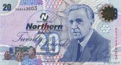 20 Pounds IRLANDE DU NORD  2006 P.337var NEUF