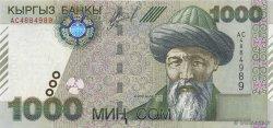 1000 Som KIRGHIZSTAN  2000 P.18 NEUF