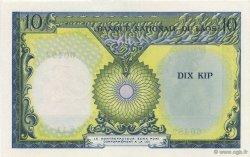 10 Kip LAOS  1962 P.10b NEUF