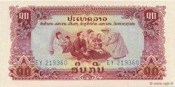 10 Kip LAOS  1976 P.20a NEUF
