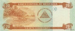 20 Cordobas NICARAGUA  2006 P.197 NEUF