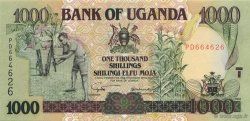 1000 Shillings OUGANDA  2003 P.39 NEUF