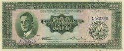 200 Pesos PHILIPPINES  1949 P.140a pr.NEUF