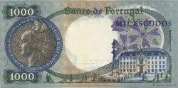 1000 Escudos PORTUGAL  1967 P.172a pr.NEUF