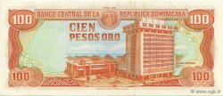 100 Pesos Oro RÉPUBLIQUE DOMINICAINE  1991 P.136a pr.NEUF