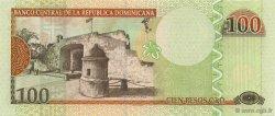 100 Pesos Oro RÉPUBLIQUE DOMINICAINE  2006 P.171var NEUF