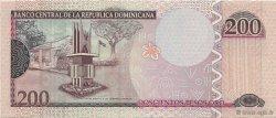 200 Pesos Oro RÉPUBLIQUE DOMINICAINE  2007 P.178 NEUF