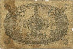 5 Francs ÎLE DE LA RÉUNION  1944 K.404h pr.B