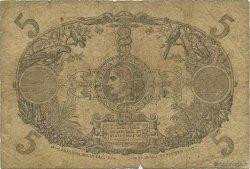 5 Francs ÎLE DE LA RÉUNION  1944 K.404h B