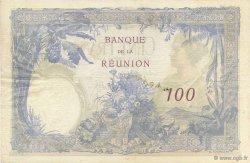 100 Francs ÎLE DE LA RÉUNION  1944 K.413e SUP