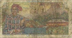5 Francs Bougainville ÎLE DE LA RÉUNION  1946 K.432 B