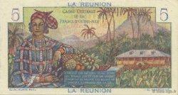5 Francs Bougainville ÎLE DE LA RÉUNION  1946 P.41a SPL