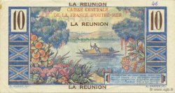 10 Francs Colbert ÎLE DE LA RÉUNION  1946 K.433 pr.SUP