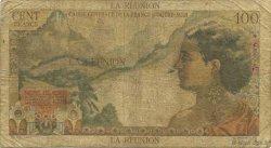 100 Francs La Bourdonnais ÎLE DE LA RÉUNION  1946 K.436 B