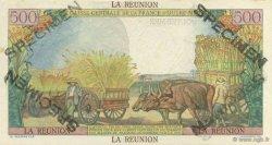 500 Francs Pointe à pitre ÎLE DE LA RÉUNION  1946 K.437.SP1 pr.NEUF