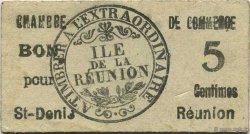 5 Centimes ÎLE DE LA RÉUNION  1918 K.463 SUP