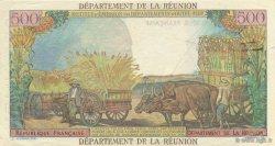 500 Francs Pointe à pitre ÎLE DE LA RÉUNION  1964 K.442.SP1 SPL