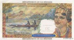 20 NF sur 1000 Francs Union Française ÎLE DE LA RÉUNION  1967 P.55b NEUF