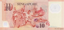 10 Dollars SINGAPOUR  2005 P.48 NEUF