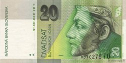 20 Korun SLOVAQUIE  2006 P.20g NEUF