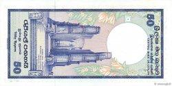 50 Rupees SRI LANKA  1982 P.094a NEUF